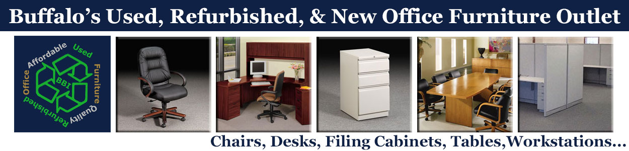 Discount Office Furniture Sales & Installation, Buffalo, NY & WNY