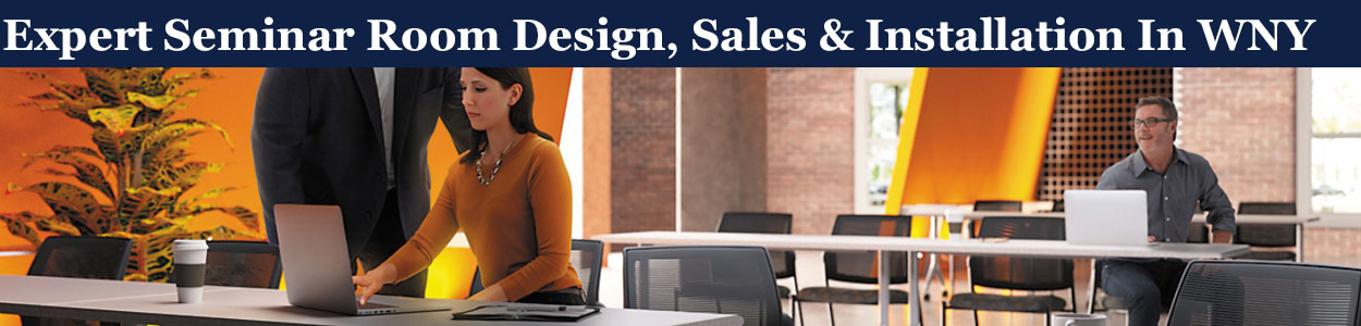 Custom Office Furniture Design, Sales & Installation, Buffalo, NY & WNY