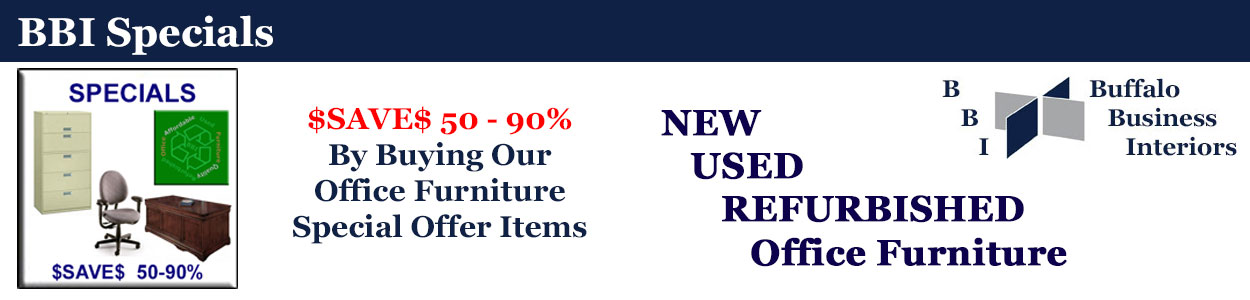 All Office Furniture SPECIAL Offer Items from BBI
