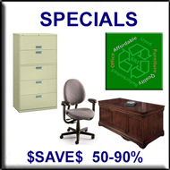 BBI Office Furniture Special Offers