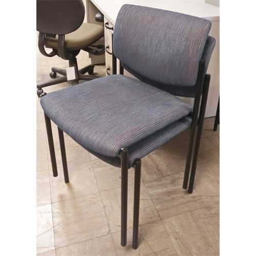 <BR><B>Used Side Chair</B><BR>Steelcase Player<BR>$75