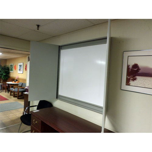<br><b>Used Whiteboard</b><br>Grey Laminate<br>$150