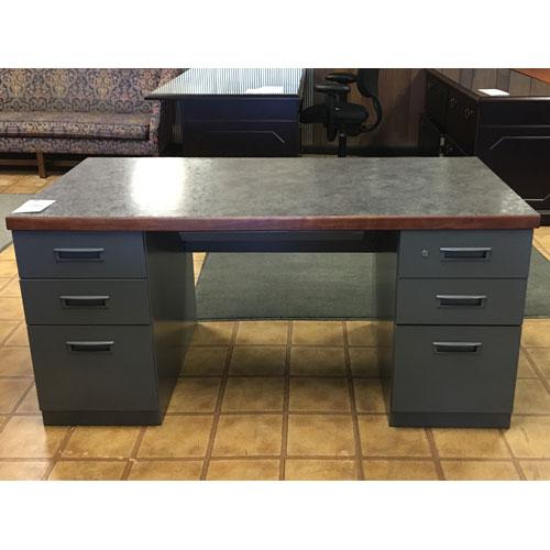Refurbished Office Desk Steelcase