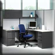 HON Single Office Cubicles