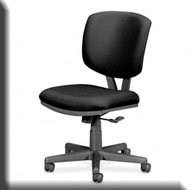 HON Volt Armless Office Chair